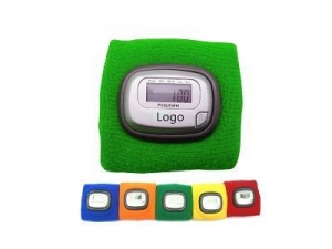China Bracer Style Pedometer on sale