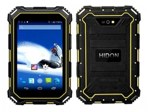 China Rugged Tablets 7 inch Ruggedized Tablet With NFC Reader Waterproof Computer IP68 on sale