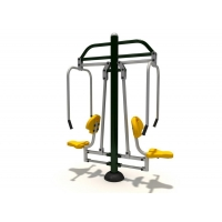 Outdoor Fitness & Gym Equipmen Double Seated Chest Press (FTV-002)