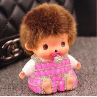 China Monchhichi doll power bank 8000mah on sale