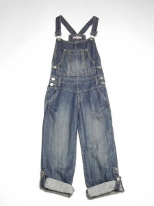 China DENIM WOVEN OVERALL on sale