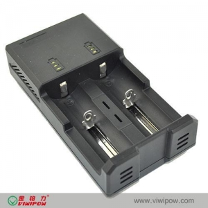 China Functional Smart Charger with 2 slots Model:VIP-C021A on sale