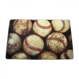China Washable balls design doormat on sale