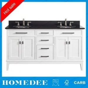 China 60 Modern Bathrovanity With Sink Model No.:17008-60 on sale
