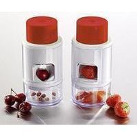 China Kitchenware JOYF-1038 Cherry Pitter & Strawberry Slicer on sale