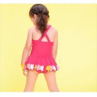 China Kids Swimwear The little girl swimsuit on sale