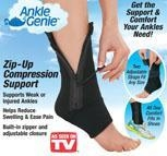 China JOYN-1019 Ankle Genie Compression Sleeve for Pain Relief on sale