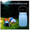 China JOY-H034 5 in 1 silicone camping lamp for sale