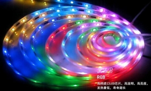 China Low-voltage lights series 5050 RGB low-voltage lights on sale