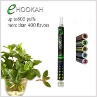 E hookah 800 puffs disposable electronic cigarettes