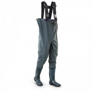China PVC Chest Waders on sale