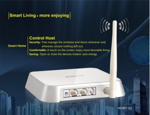 China Smart Home Control Host on sale