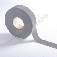 China CSR-1303-2 EN 20471 Class 2 Polyester reflective fabric tape on sale
