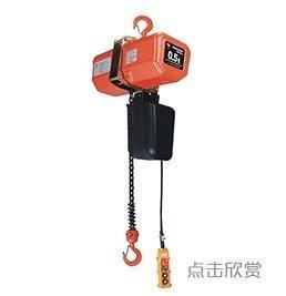 China Lifting Chain HHXG Chain electric hoist on sale