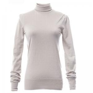 China Silk Polo Neck Sweater for Women / Silk Sweater for Women on sale