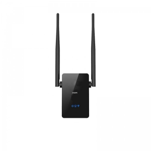 China Repeater AP XMR-ZJ-14 750mbps Dual band Wireless N Repeater Signal Booster WIFI Repeater on sale