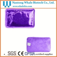Hot Cold Gel Pack with Plush Backing