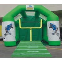 China inflatable American football game on sale