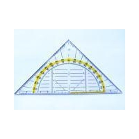 China triangle with protractor set square(SA-3001) on sale