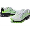 China Buy Online 2015 Flyknit Lunar White Green for sale