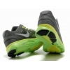 China Durabl 2013 Nike Flyknit Lunar 4 Gray Green Yellow White for sale