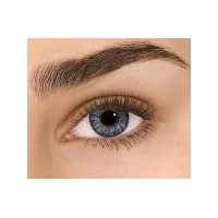 Sterling Gray Non Prescription Colored Contact Lenses - Freshlook Colorblends