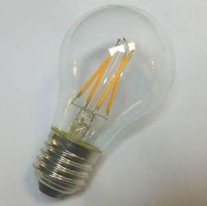 China A-standard light bulbs A55 LED 3W Filament Bulb supplier