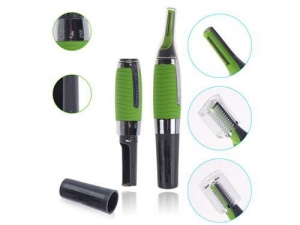 China Nasal hair trimmer Electric Hair Trimmer with LED light on sale
