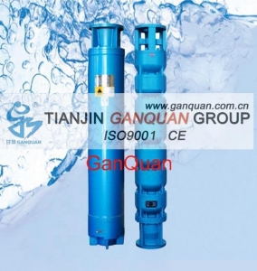 China QJR Geothermal Submersible Pump on sale