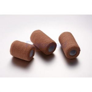 China Wound Dressing Series Bandages Cotton Self-adhesive Bandages on sale