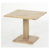 Vintage Wood Furniture oak square table