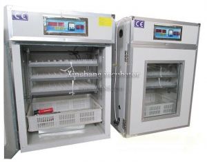China Big window 264 eggs incubator on sale