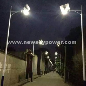 China 8W Solar Powered Garden Lamps With Remote Control on sale