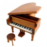 Toy&Game Piano Music Box