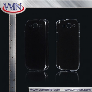 China Smart Phones Accessories Custom PC and TPU Case for Samsung Galaxy S3 SC-06D on sale