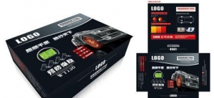 China Portable box, egg box, tea box, fruit gift box, vegetable box, portable box, corrugated box on sale