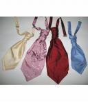 Ties Silk Dupion Pre tied Cravats