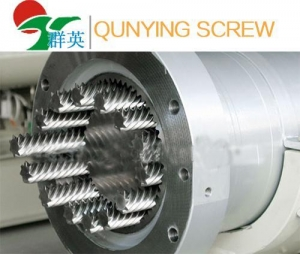 China Planetary screw extruder screw and cylinder on sale