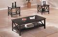 China Sacramento Black Leather Sectional Sofa by Urban Cali on sale
