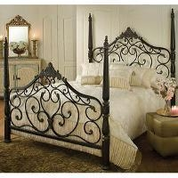 Hillsdale Furniture Denley Bed Frame (1450BQR)