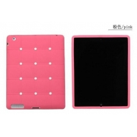 China Apple Series 2012 Newest silicone gel case cover for the new iPad on sale