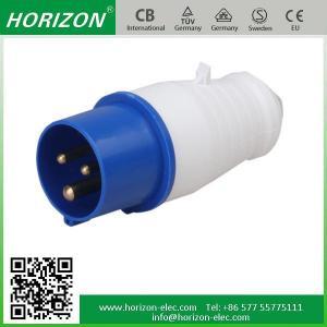 China IP44 Industrial Plug on sale