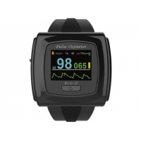 CMS 50F Plus OLED Wrist Color Pulse Oximeter with Innovo SnugFit probe