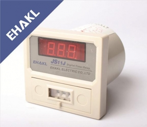 China Contactor, Relay & Starter JS11J Digital Time Relay on sale