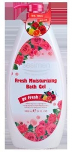 China Fresh Moisturizing Bath Gel on sale