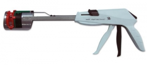 China Stapler Disposable Curved Cutter Stapler on sale