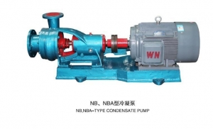 China Superior Quality NB Type Horizontal Steam Condensate Pump on sale