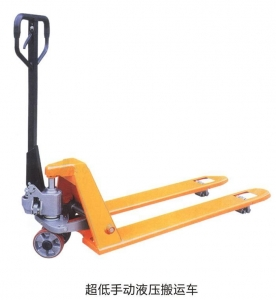 China Double-cylinder high-lift truck on sale