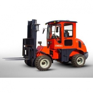 China Four Drive Rough Terrain Forklift Truck CPC28RT on sale