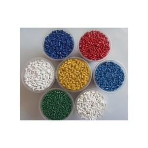 China Recycled HDPE resin on sale